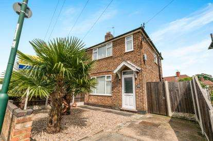 2 Bedrooms Semi Detached House for sale in Radford Bridge Road, Wollaton, Nottingham, Nottinghamshire