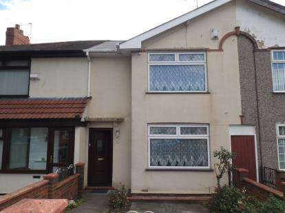 3 Bedrooms Terraced House for sale in Moat House Road, Birmingham, West Midlands