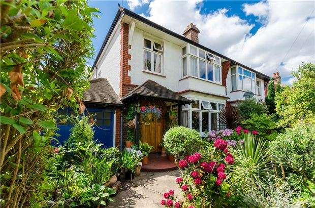 3 Bedrooms Property for sale in Poplar Road South, MERTON PARK, SW19 3JZ