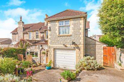 5 Bedrooms Semi Detached House for sale in Weston-Super-Mare, Somerset, .