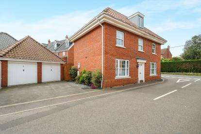 4 Bedrooms Detached House for sale in Kenninghall, Norwich