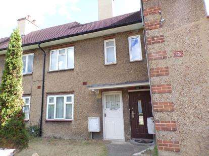 2 Bedrooms Maisonette Flat for sale in Greycote, Shortstown, Bedford, Bedfordshire