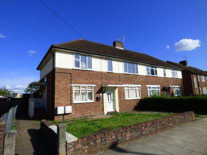 2 Bedrooms Maisonette Flat for sale in Islip Manor Road, Northolt