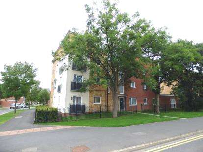 2 Bedrooms Flat for sale in London Road, Hempsted, Peterborough, Cambridgeshire
