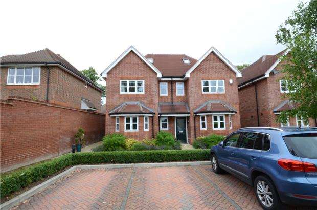 3 Bedrooms Semi Detached House for sale in Longwood Mews, Maidenhead, Berkshire
