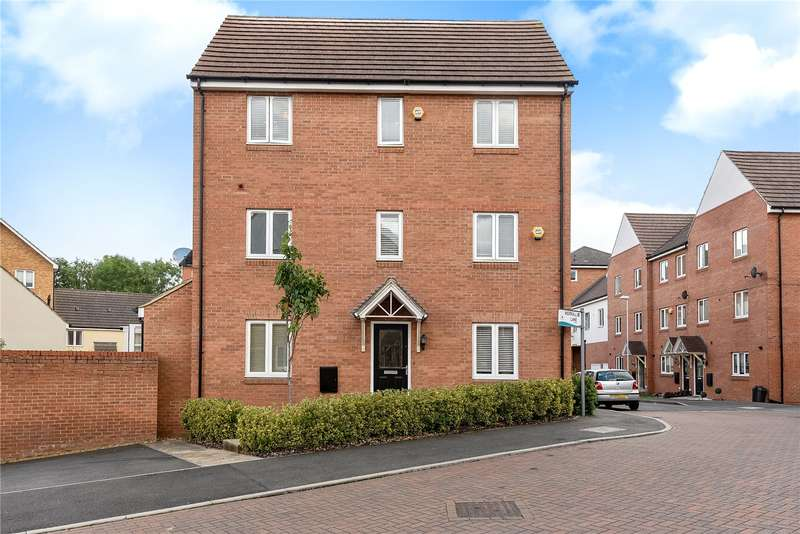 4 Bedrooms Link Detached House for sale in Worrall Lane, Uxbridge, Middlesex, UB8