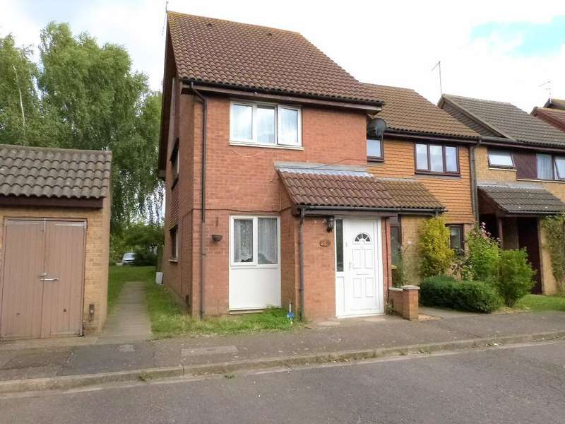 1 Bedroom Terraced House for sale in Ryeland Close, Yiewsley, UB7 8AX