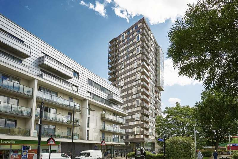 1 Bedroom Apartment Flat for sale in Kelday Heights, E1