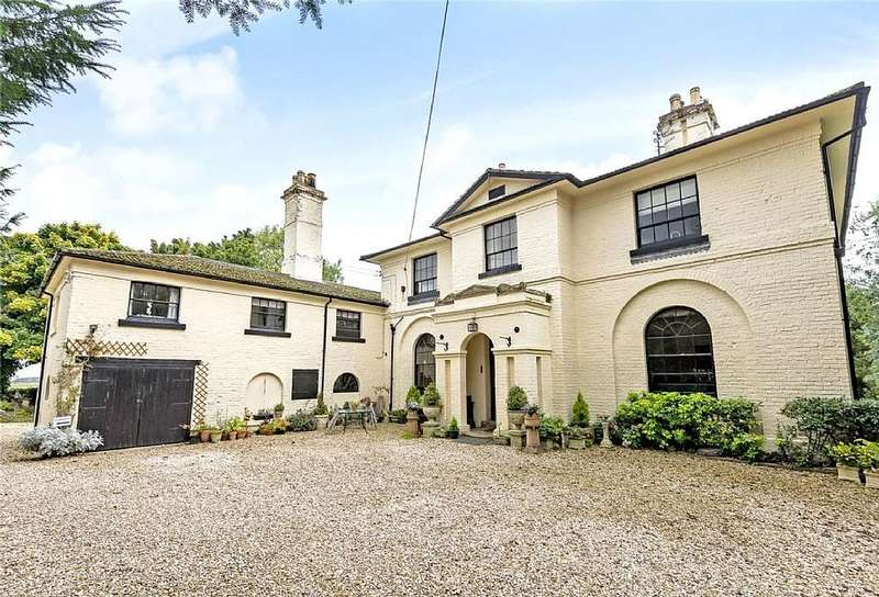 6 Bedrooms Detached House for sale in Louth Road, Gayton Le Marsh, Alford, Lincolnshire, LN13 0NH