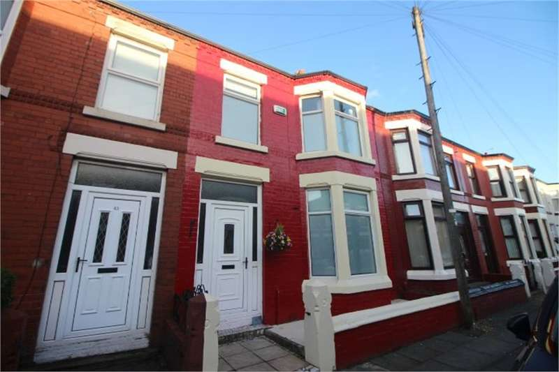 3 Bedrooms Terraced House for sale in Jonville Road, Walton, Liverpool, Merseyside