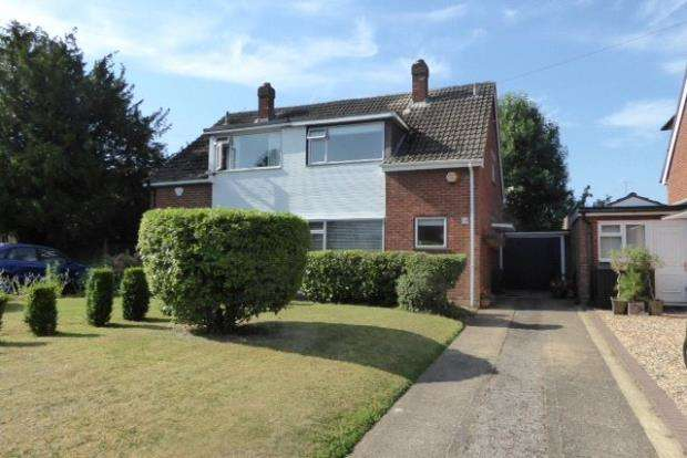 2 Bedrooms Semi Detached House for sale in Brookside, Wokingham, Berkshire