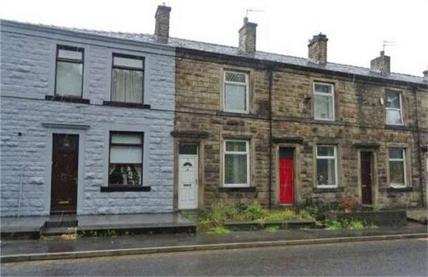 2 Bedrooms Terraced House for sale in Rochdale Old Road, Bury, Lancashire