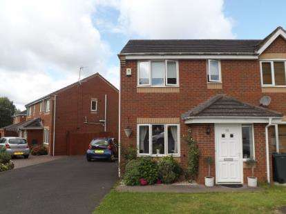 3 Bedrooms Semi Detached House for sale in Trippleton Avenue, Birmingham, West Midlands