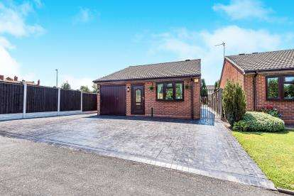 2 Bedrooms Detached House for sale in Albutts Road, Walsall, West Midlands