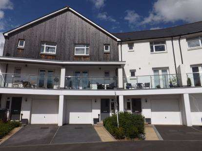 3 Bedrooms Terraced House for sale in Ogwell, Newton Abbot, Devon