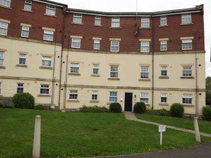 2 Bedrooms Flat for sale in Watermint Drive, Tuffley, Gloucester, Gloucestershire