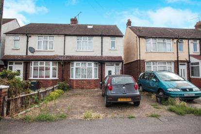 3 Bedrooms Semi Detached House for sale in Wordsworth Road, Luton, Bedfordshire, England