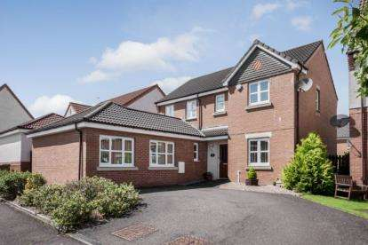 4 Bedrooms Detached House for sale in Nursery Wynd, Kilwinning, North Ayrshire