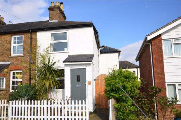 3 Bedrooms End Of Terrace House for sale in Westborough Road, Maidenhead, Berkshire