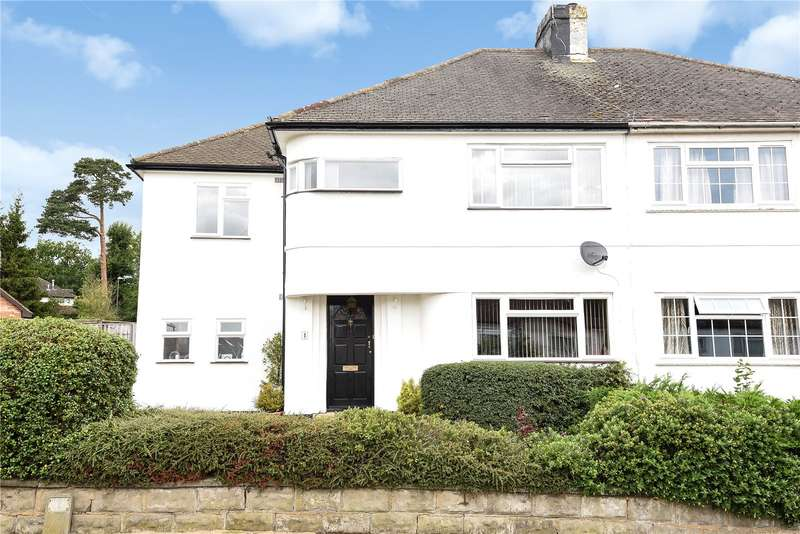 4 Bedrooms Semi Detached House for sale in Whitegate Gardens, Harrow, HA3