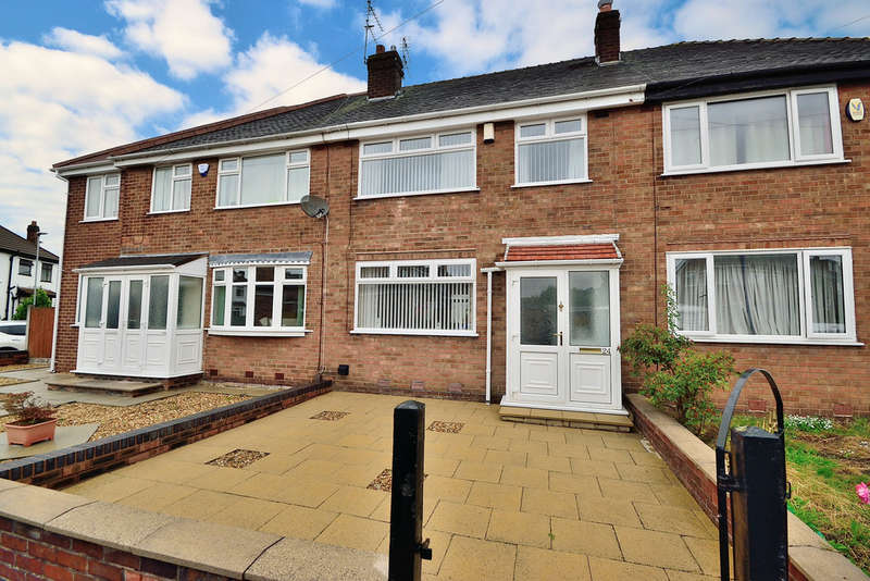 3 Bedrooms Semi Detached House for sale in Irwell Road, Warrington