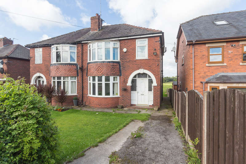 3 Bedrooms Semi Detached House for sale in Rochdale Road, Middleton