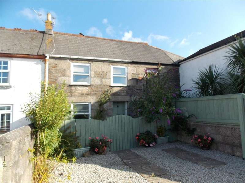 3 Bedrooms Terraced House for sale in Plain An Gwarry, Redruth
