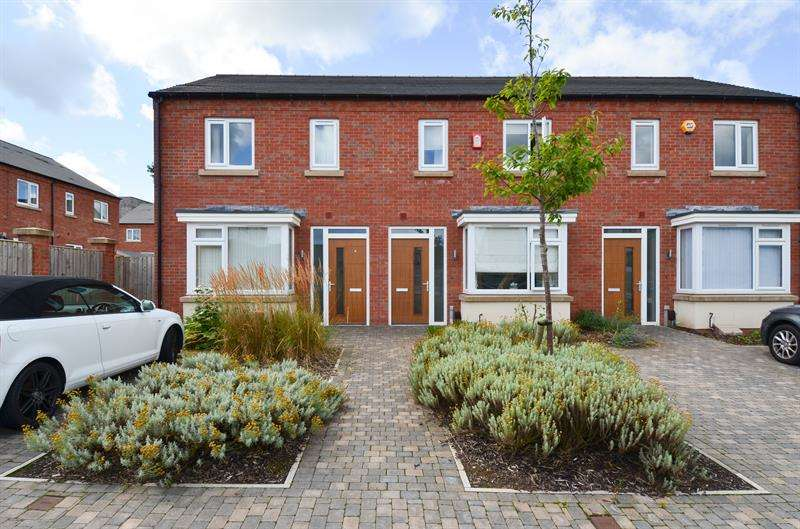 2 Bedrooms Terraced House for sale in Chadwick Close, Longbridge