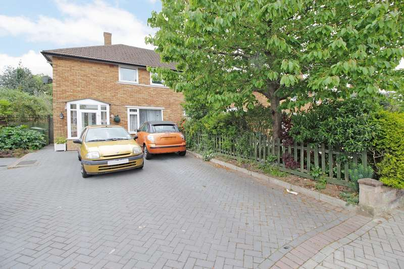 2 Bedrooms Semi Detached House for sale in Aviemore Close, Beckenham, BR3