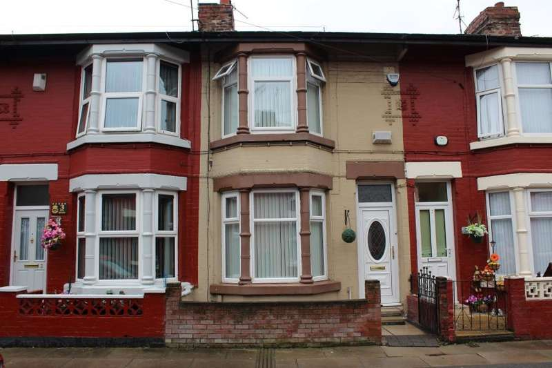 3 Bedrooms House for sale in Lily Road, Litherland