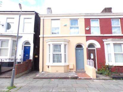 2 Bedrooms End Of Terrace House for sale in Ash Grove, Wavertree, Liverpool, Merseyside, L15