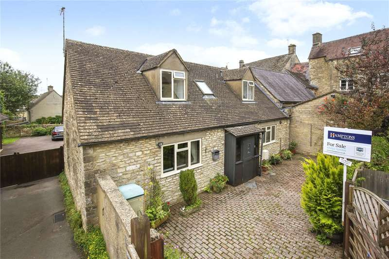 2 Bedrooms Detached House for sale in Parsons Court, Minchinhampton, Stroud, Gloucestershire, GL6