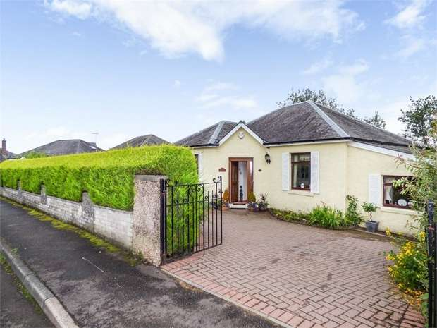 3 Bedrooms Detached Bungalow for sale in Dollerie Crescent, Crieff, Perth and Kinross