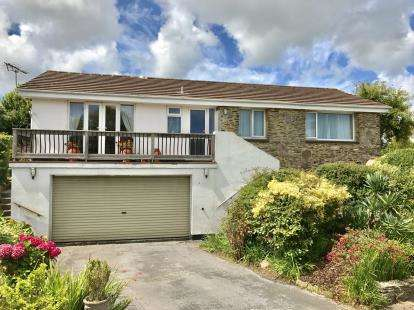 3 Bedrooms Bungalow for sale in Strete, Dartmouth, Devon
