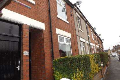 3 Bedrooms Terraced House for sale in High Street, Alsagers Bank, Newcastle Under Lyme, Staffordshire