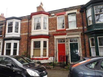 2 Bedrooms Terraced House for sale in Victoria Embankment, Darlington, County Durham