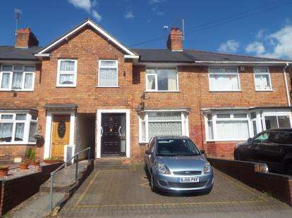 3 Bedrooms Terraced House for sale in Twickenham Road, Kingstanding, Birmingham, West Midlands