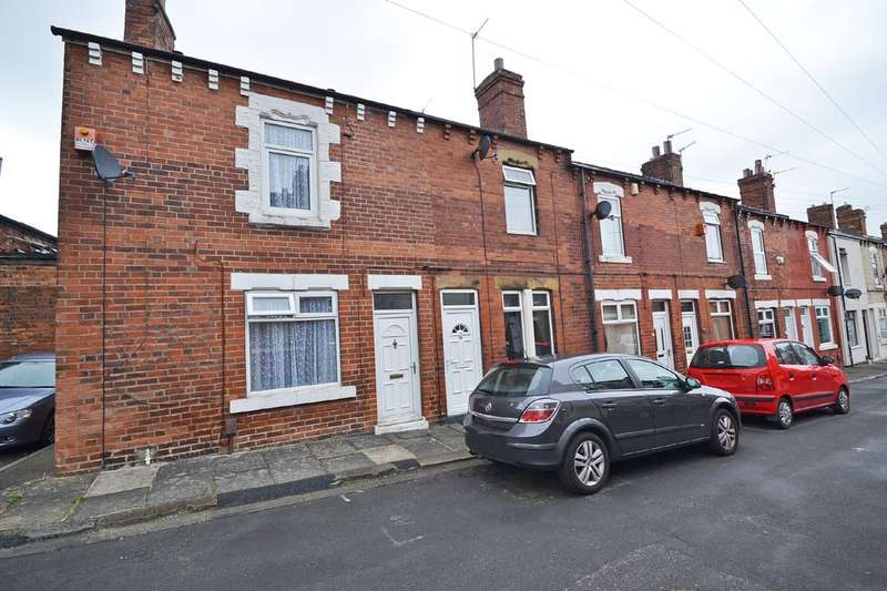 3 Bedrooms Terraced House for sale in Princess Street, Wakefield