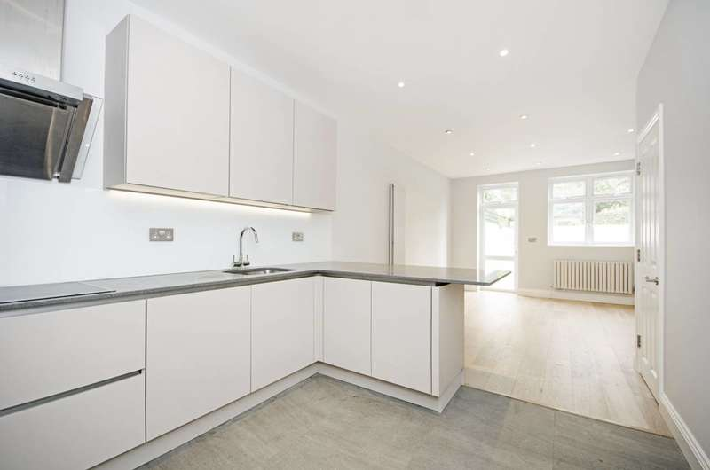 2 Bedrooms Flat for sale in Wrottesley Road, Willesden, NW10