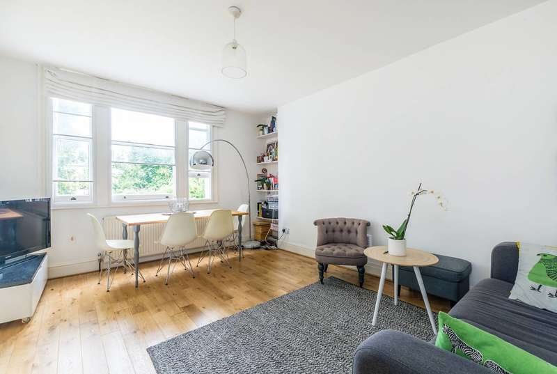 2 Bedrooms Flat for sale in Elsham Road, Kensington, W14