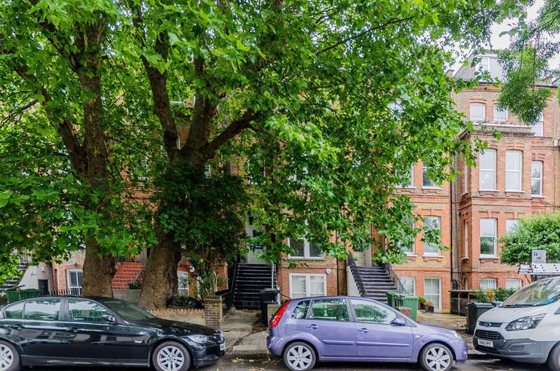 2 Bedrooms Flat for sale in Fellows Road, Swiss Cottage, NW3