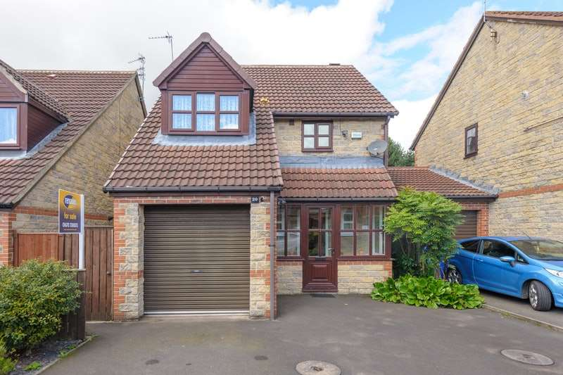 3 Bedrooms Detached House for sale in Beech Avenue, Cramlington, Northumberland, NE23