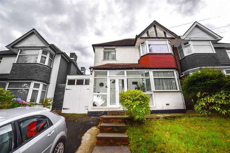 3 Bedrooms Semi Detached House for sale in Lindale Avenue, Hodge Hill, Birmingham