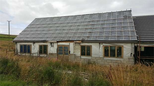3 Bedrooms Cottage House for sale in Cottage, Gamrie, Banff, Aberdeenshire