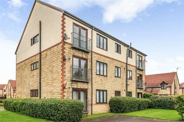 2 Bedrooms Flat for sale in Victoria Court, West Moor, Newcastle upon Tyne, Tyne and Wear