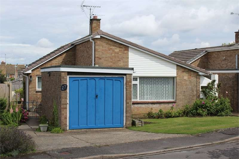 3 Bedrooms Detached Bungalow for sale in Colliers Lane, Wool, Wareham, Dorset