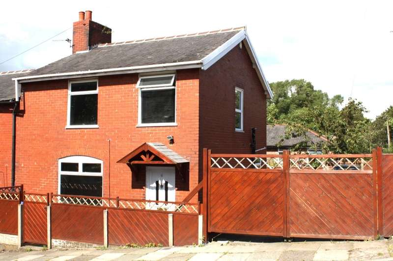 3 Bedrooms Semi Detached House for sale in King Street, Radcliffe, Manchester, M26