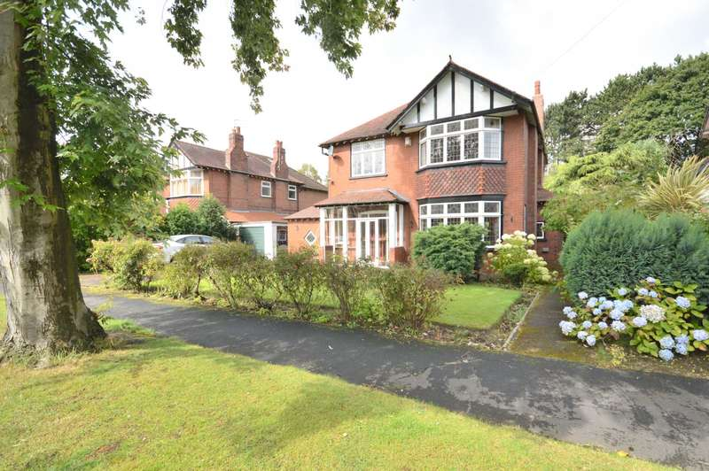 4 Bedrooms Detached House for sale in KINGSWAY, Bramhall