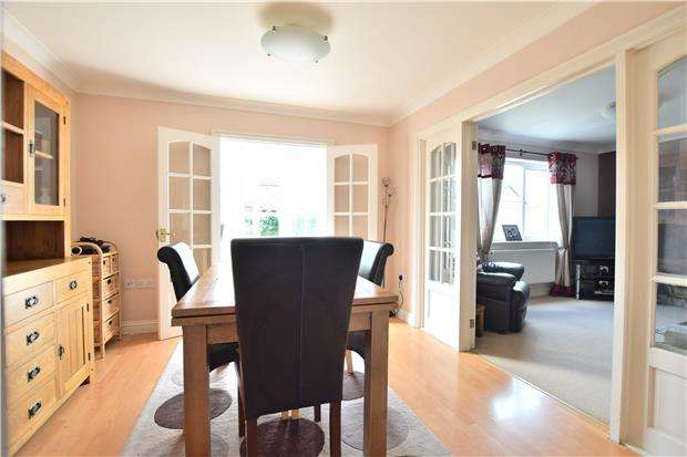 4 Bedrooms Detached House for sale in Little Normans, Longlevens, GLOUCESTER, GL2 0UB
