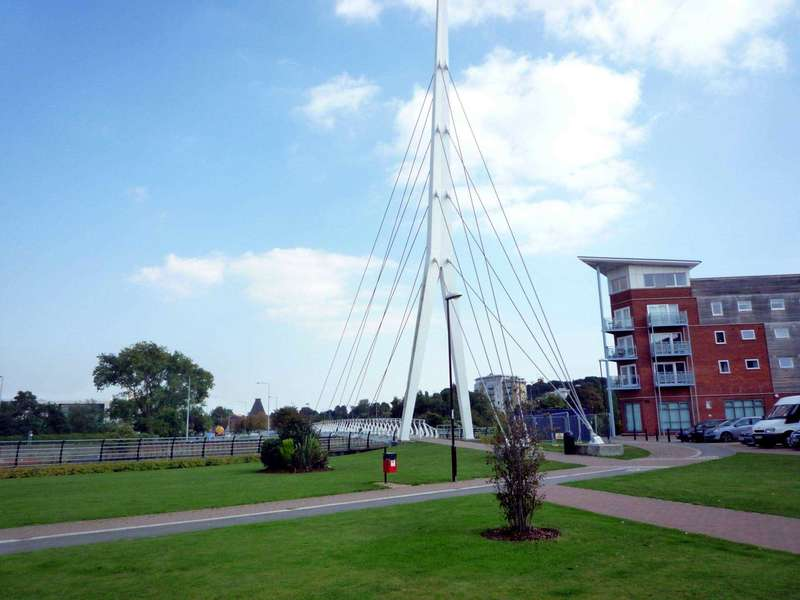 2 Bedrooms Apartment Flat for sale in Reavell Place, Ipswich
